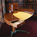 'Bird' desk - click here to look at an enlarged image of this desk and read about the design