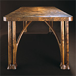 'Cluster' table - click here to look at an enlarged image of this table and read about the design