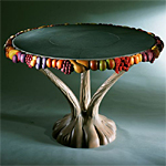 'English Fruits' table - click here to look at an enlarged image of this table and read about the design