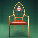 'Herald' Chair - click here to look at an enlarged image of this chair and read about the design