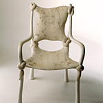'Knot' chair - click here to look at an enlarged image of this chair and read about the design