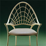 'Millennium' chair - click here to look at an enlarged image of this chair and read about the design