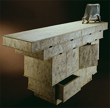 John Makepeace    Furniture Designer and Maker    'Petra' Chest