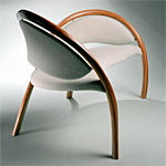 'Rondo' chair - click here to look at an enlarged image of this chair and read about the design