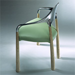 'Serendipity' chair - click here to look at an enlarged image of this chair and read about the design