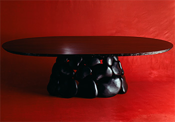 John Makepeace    Furniture Designer and Maker    'Standing Stones' Table