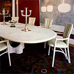 'Time' table - click here to look at an enlarged image of this table and read about the design
