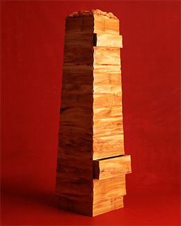 John Makepeace - Furniture Designer Maker - 'Obelisk' chest