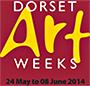 Dorset Art Weeks logo - John Makepeace, furniture designer and maker